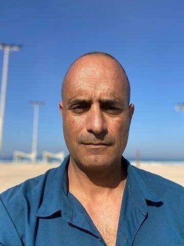 אליאב חתוכה, מנהל אגף גנים ונוף, מינהל תשתיות, עיריית חולון