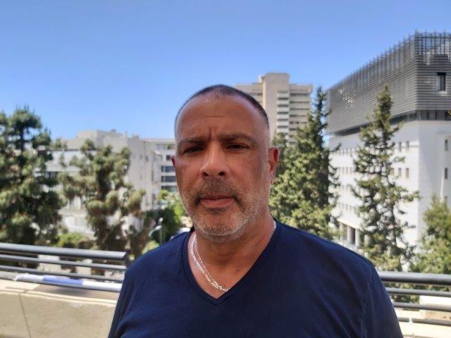 אלי רוקח- מנהל מחלקה לשיפור גנים ונוף, חטיבת התפעול, עיריית תל-אביב יפו