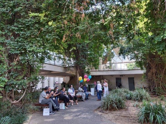 אירוע בגן יעקב
