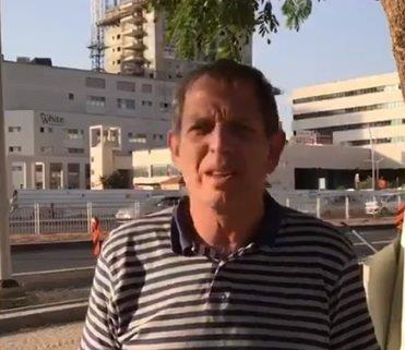 יוסי לרר, אגרונום ומנהל אגף הנטיעות, עיריית אשדוד