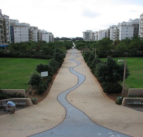 שיפוץ פארק רחובות ההולנדית. צילום מתוך אתר wikiwand